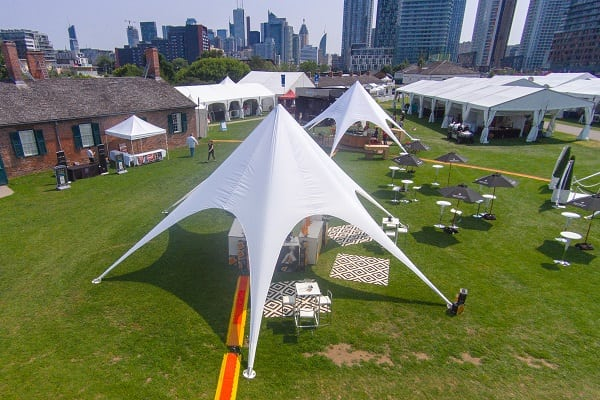 Regal Tent has a new product in shop and it is called the Starshade Tent! Do you need a tent for your outdoor event but want something that looks more ... & Unique Starshade Tent Debuts in Toronto - Regal Tent Productions