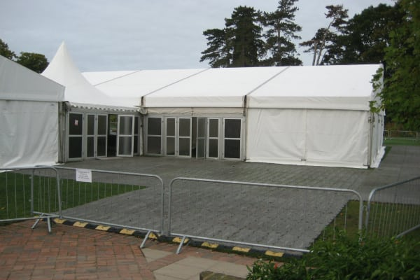 temporary event flooring