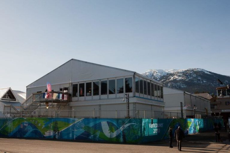 Insulated Hard Walls for the Olympic Broadcasting Centre