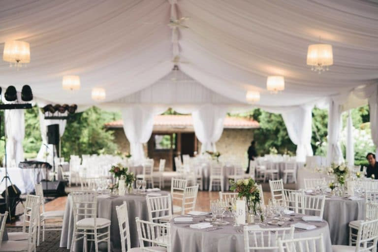 Miller Lash Wedding Regal Tents