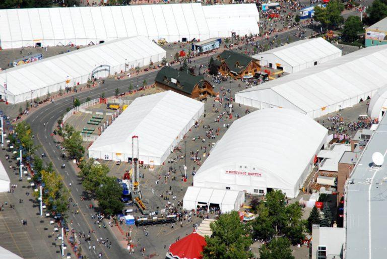 Regal Tents World Skills Event