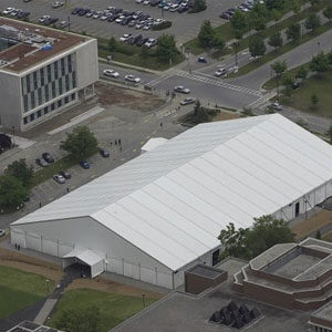 Clearspan Tent Perfect For Large Events