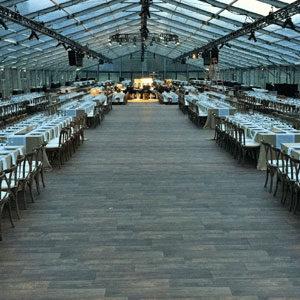 Event Vinyl Tent Flooring