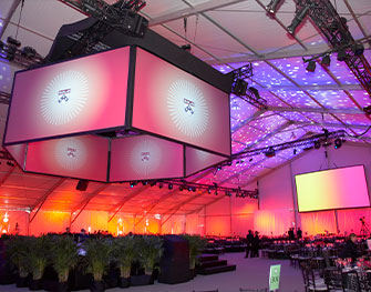 Let your imagination go wild with our special event tents
