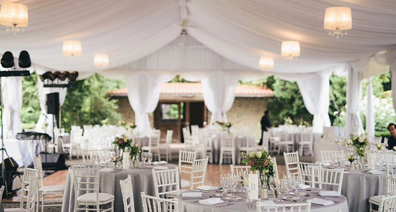 Special Event Tent Accessories and Options