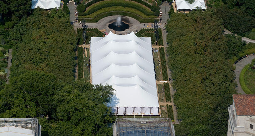 Ralph Lauren Special Event Tent