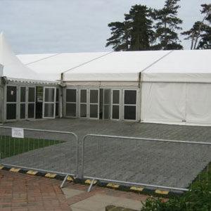 Supatrac Tent Flooring
