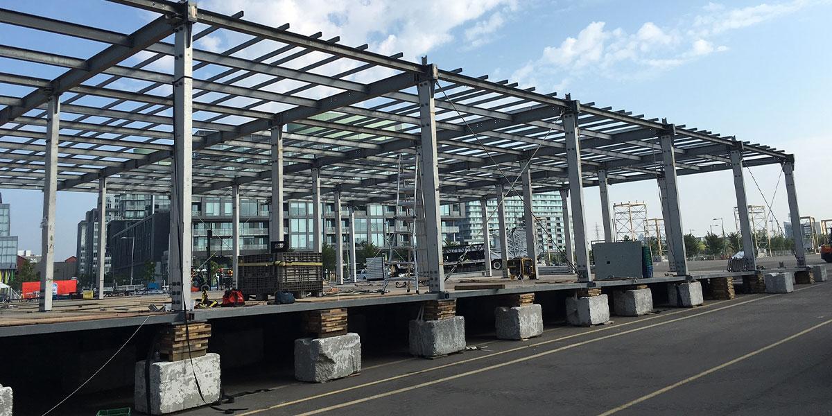 Ballast Flooring Regal Tents