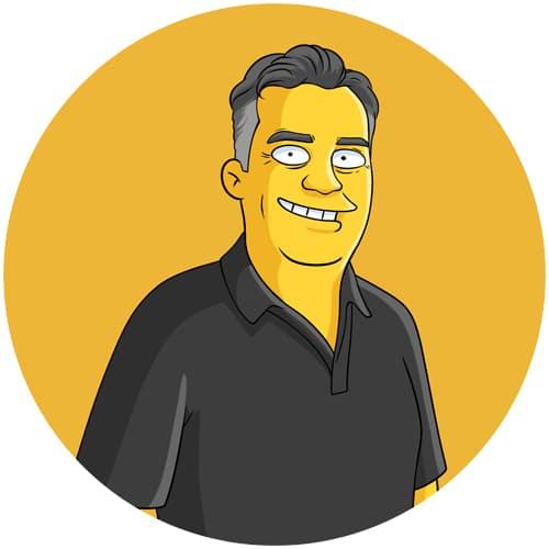 Dave Gorman Warehouse Manager